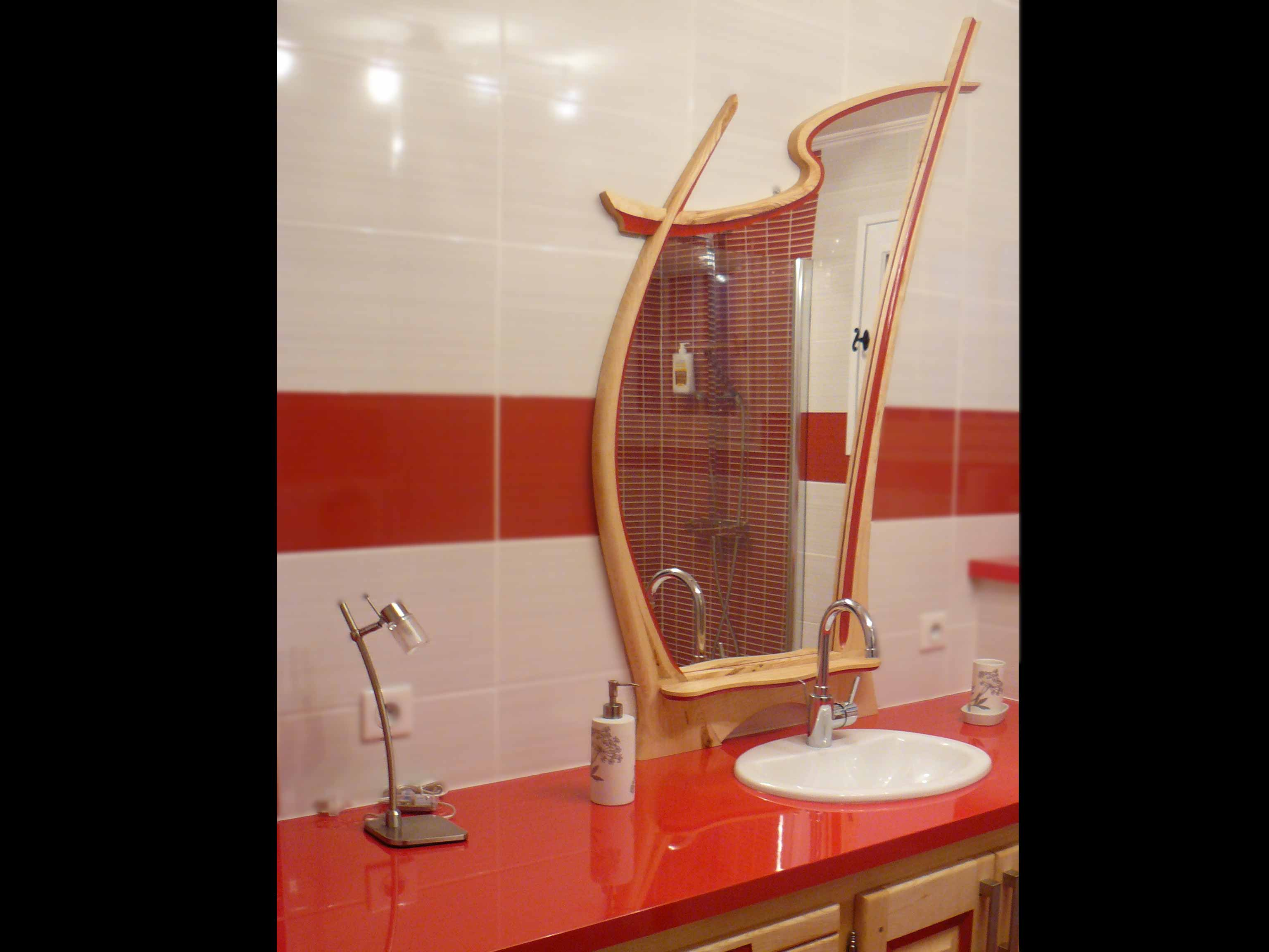 Commande d'agencement de salle de bains